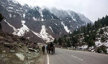 7 Days Srinagar – Sonamarg – Pahalgam – Gulmarg – Srinagar Tour