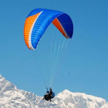 McLeodGanj Weekend Getaway-Trekking and Paragliding