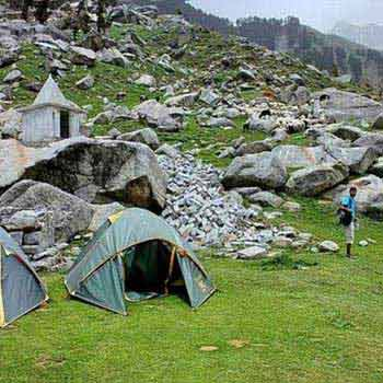 Triund Trek in Himachal Pradesh