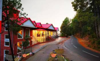 Kasauli 02 Nights 03 Days Tour