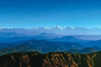 Binsar Mountain Bikers Tour Package