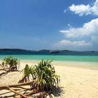 Port Blair with Best of Andaman Beaches Tour