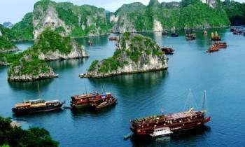 Hanoi – Halong – Hoa Lu Tour