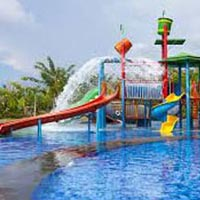 1 Day'S Tour To Drizzling Land, Gzbd (Rides & Water Park) With Dlx Bus & Lunch
