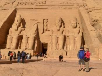 Cairo Aswan Abu Simbel & Luxor Package