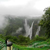 Shimoga with Jog and Kunchikal Falls Tour