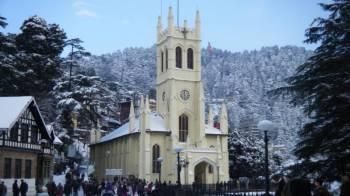 Spectacular Shimla Kullu Manali Tour