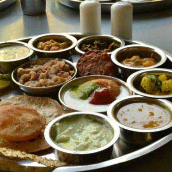 Traditional Gujarati Dinner Package