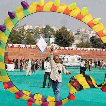 Kite Flying Festival Gujarat Package
