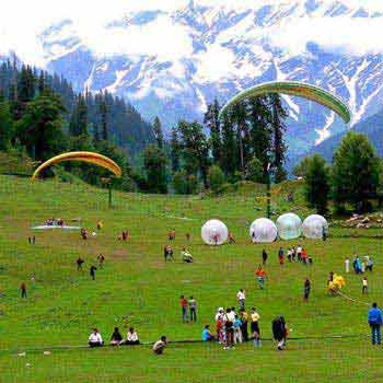Himachal Fully Loaded Tour
