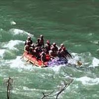 Adventure Tour With Rafting on Ganga River