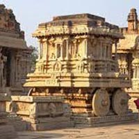 Hampi by Road Tour