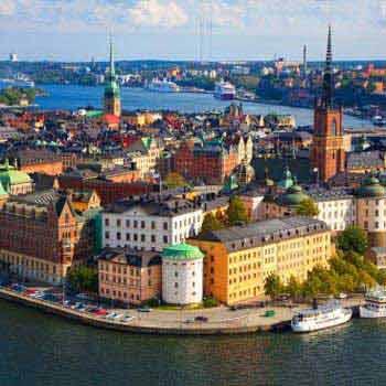 Russia with Scandinavia Tour