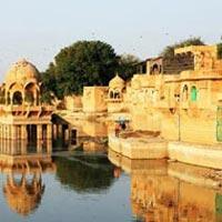Rajasthan Desert Triangle Tour