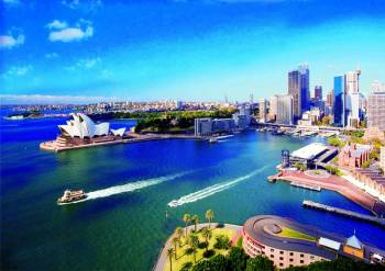 Australia Itinerary Tour Package