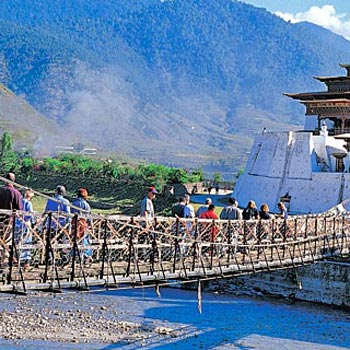 Bhutan 7 Days Tour Package