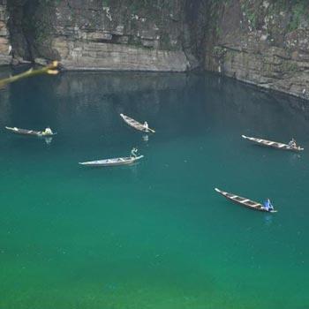 Assam-Meghalaya 7 Days Tour Package