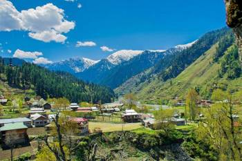 Kashmir - Valley of Kashmir Tour