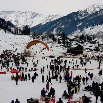 Manali Best Honeymoon Package