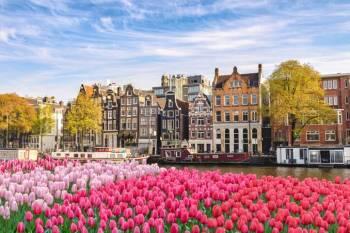5 Night 6 Days Amsterdam and Paris