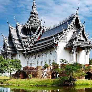 Splendors of Thailand Package