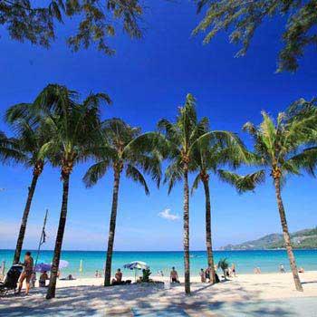 Phuket, Krabi & Bangkok Holiday Tour