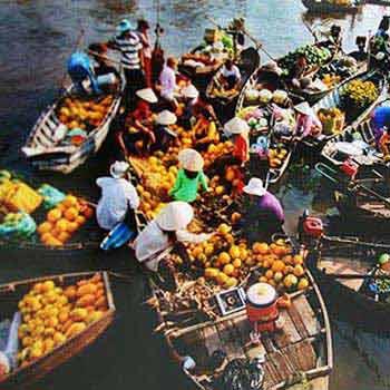 Vietnam: from Hanoi to Ho Chi Minh Tour