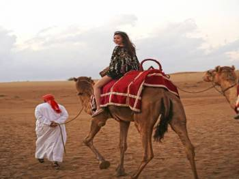 Delightful Dubai Family Package