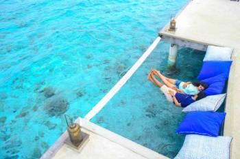 Astonishing Honeymoon Package To Maldives