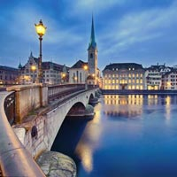Paris with Switzerland Group Tour Package