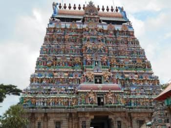 Chennai-Chidambaram-Kumbakonam-Tanjore-Trichy Tour
