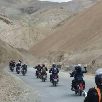 Motorbike Safari to Ladakh Tour Package