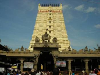 Southern Triangle Tour of Tamilnadu