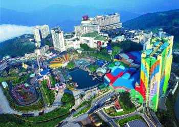 Kuala Lumpur Genting Highland Tour Package