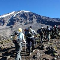Climbing Mount Kilimanjaro, Marangu Route Tour