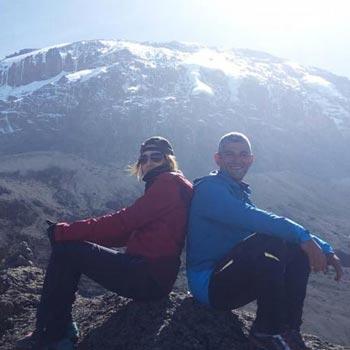 Kilimanjaro Climbing, 5 Days Marangu Route Tour