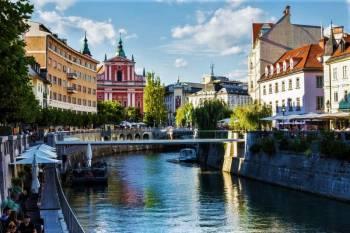 Scenic Slovenia and Croatia