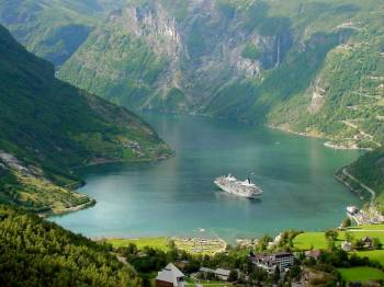 Norwegian Fjord Explorer