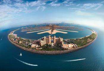 Dubai - Palm Atlantis Tour