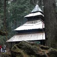 Manali Vashno Mata By AC Vlvo Bus Tour