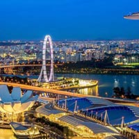 Singapore - Honeymoon Package