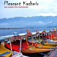 Pleasant Kashmir Tour