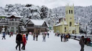 Shimla Manali Ride