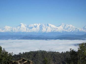 Nainital-kausani 6 Days Tour Package