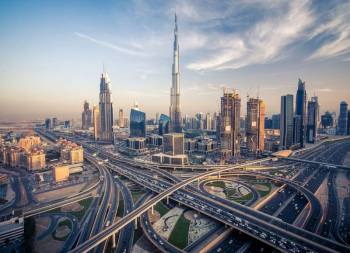 Romantic Escape to Dubai Tour