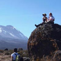 8 days kilimanjaro climb - lemosho route Tour