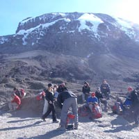 7 days Kilimanjaro trekking - Machame Route Tour