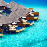 Sheraton Full Moon Maldives Land Tour