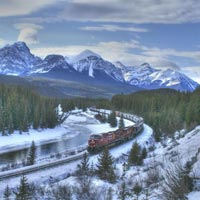 7 Days - Canadian Rockies Tour