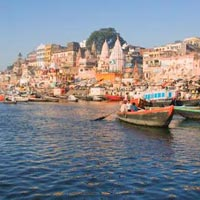 Golden Triangle With Khajuraho, Varanasi Tour